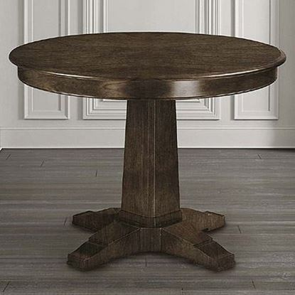 Picture of Custom Dining Pedestal Dining Table