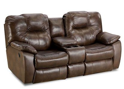 838 Avalon Loveseat with Console