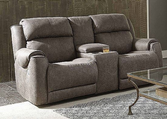 Picture of Socozi - Safe Bet Reclining Loveseat
