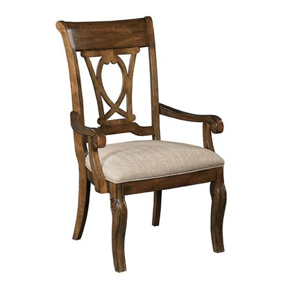 Portolone - Harp Back Arm Chair