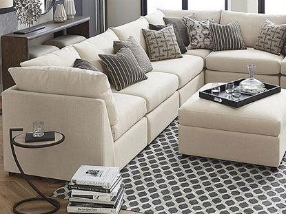 Picture of Beckham Small L-Shaped Sectional