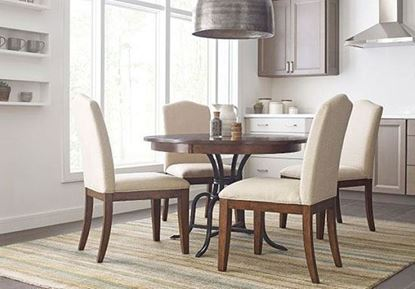 The Nook Maple Casual Dining Set