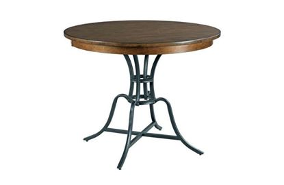 Nook Maple Counter Height Table (664-744p)