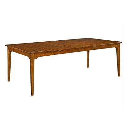 Cherry Park Rectangular Leg Table 63-056