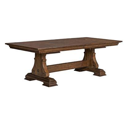 Portolone Carusso Trestle Table (95-054)