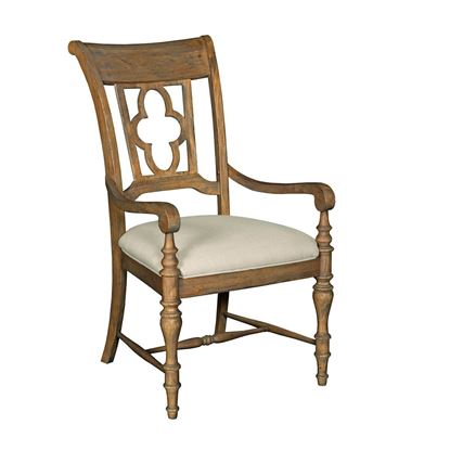 Weatherford Arm Chair - Heather finish