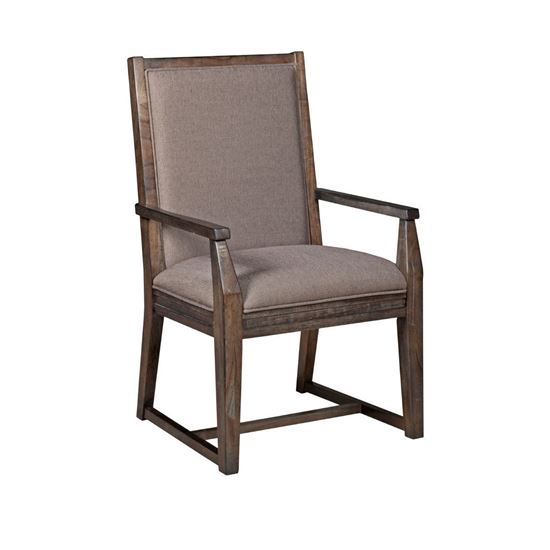 Arden Upholstered Arm Chair (82-066)