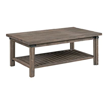 Foundry - Rectangular Cocktail Table (59-023)