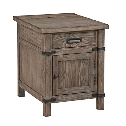 Foundry Chairside Table (59-026)