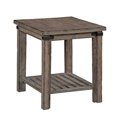 Foundry End Table 59-021