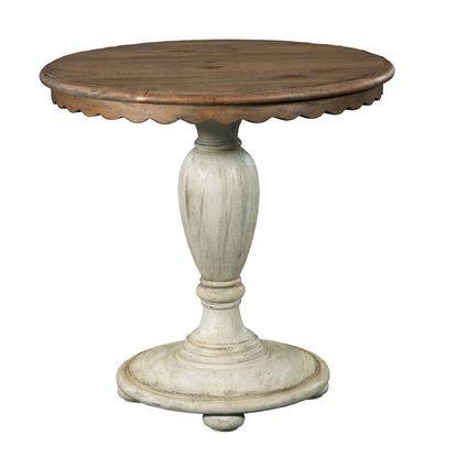 Weatherford Accent Two-Tone Table