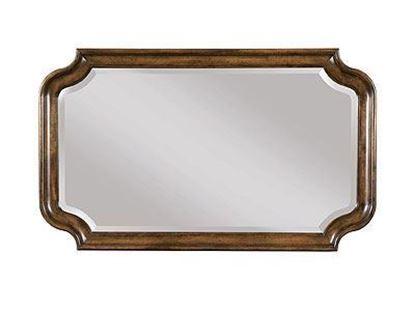 Portolone Bureau Mirror (95-118)