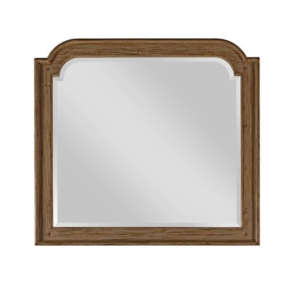 Weatherford - Westland Mirror in Heather finish