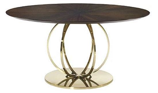 Picture of Round Jet Set Dining Table