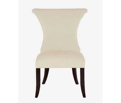 Picture of Bernhardt - Upholstered Jet Set Side Chair