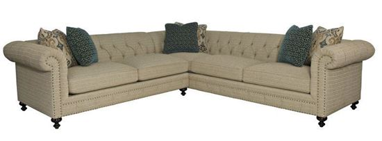 Picture of Bernhardt - Riviera Sectional