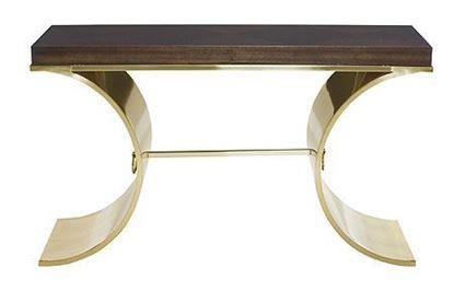 Jet Set Console Table (356-910)