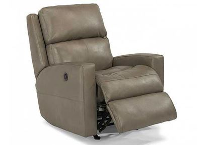 Picture of Catalina Power Leather Recliner