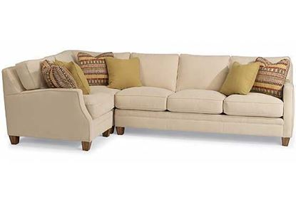 Lennox Fabric Sectional