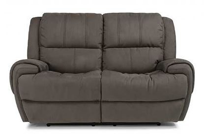 Picture of Nance Power Reclining Loveseat with Power Headrests