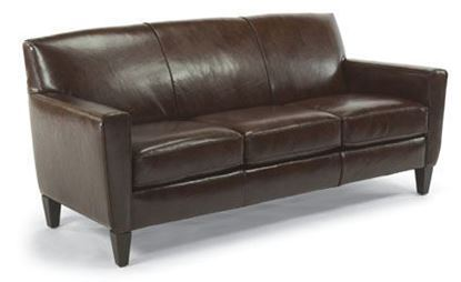 Digby Leather Sofa Model 3966-31