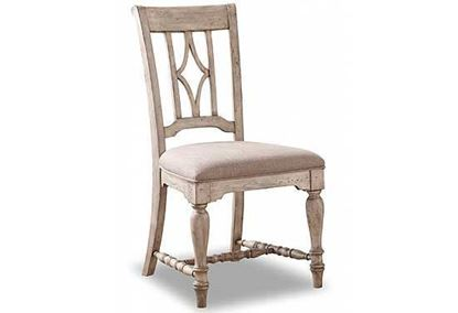 Plymouth Upholstered Dining Chair (W1147-840)