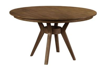 The Nook Maple Round Dining Table 664-706