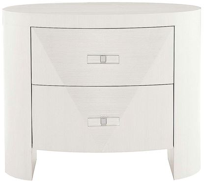 Axiom Oval Nightstand 381-213