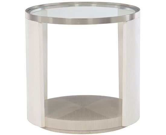 Axiom Round Chairside Table 381-125