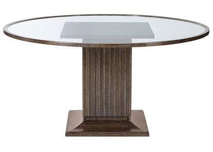 Clarendon Round Dining Table (377-772_377-773)