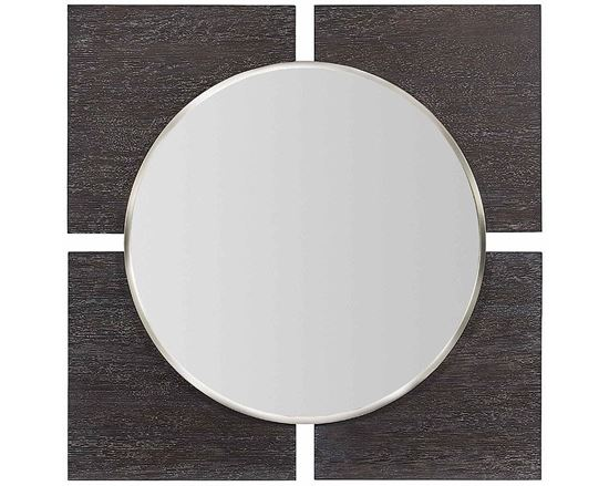 Glendale Estates Transom Top Dresser with Mirror - P166-110