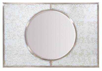 Domaine Blanc Metal Mirror 374-331