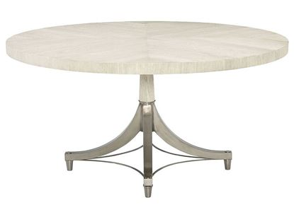 Domaine Blanc Round Dining Table
