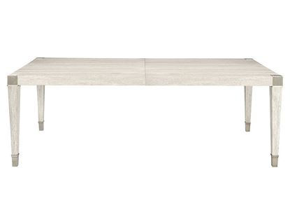 Domaine Blanc Rectangular Dining Table 374-222