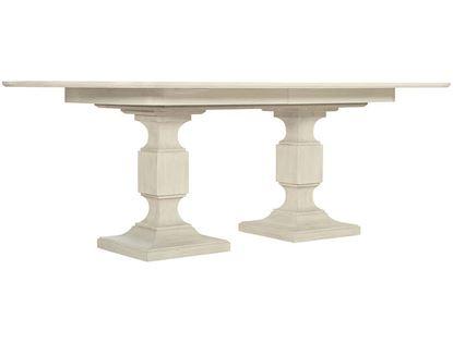 East Hampton Double Pedestal Dining Table (395-242-244)