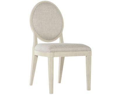 East Hampton Oval Back Side Chair 395-561