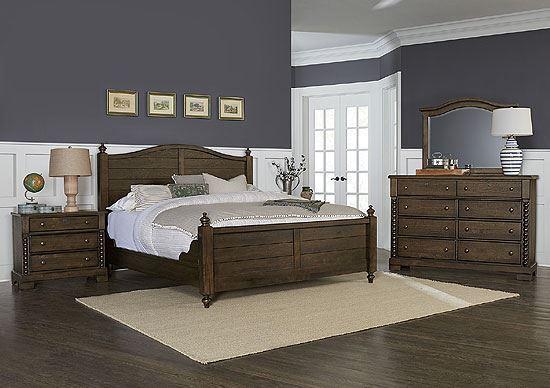 Scotsman Co American Heirloom Bedroom, American Heirloom Furniture