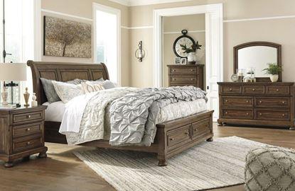 Flynnter Queen Bedroom Suite - B719