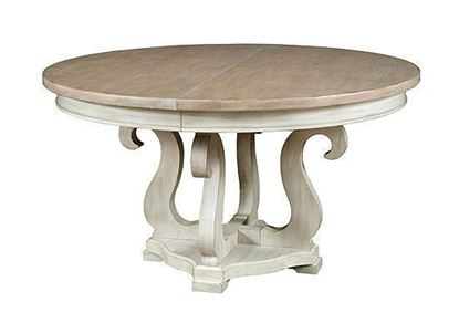 Litchfield - Sussex Round Dining Table (750-701R)