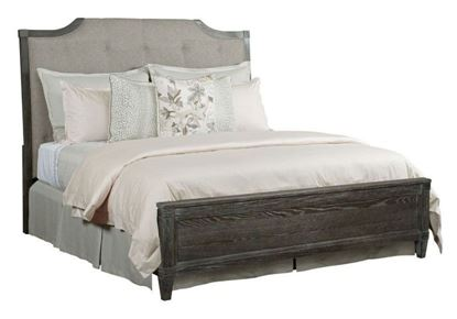 Picture of Lorraine Upholstered Bed 848-326R