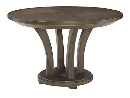 """Picture of Park Studio 48"""" Round Dining Table 488-701r"""