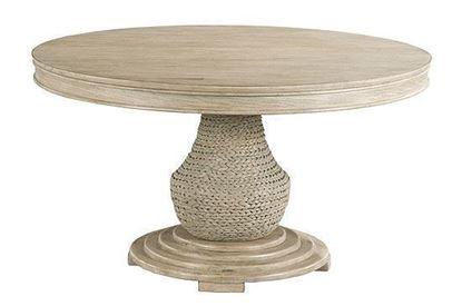 Vista - Largo Round Dining Table (803-701)