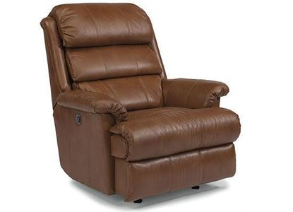 Yukon Power Leather Rocking Recliner (3209-510M)