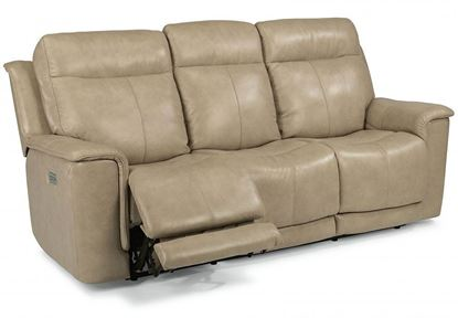 Miller Power Reclining Sofa with Power Headrest (1729-62PH)