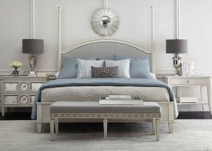 Allure Bedroom Collection by Bernhardt furniture