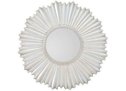 Allure Round Mirror  399-335 by Bernhardt furniture