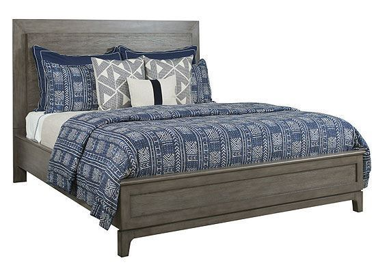 Cascade Kline King Panel Bed 863-306P by Kincaid furniture