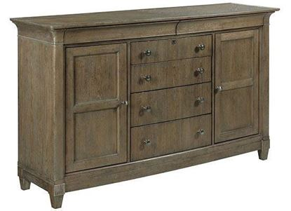 Anson Collection - Cardiff Buffet 927-857 by American Drew furniture