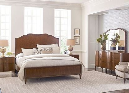 Vantage Bedroom Collection with Carlisle Panel Bed by American Drew furniture
