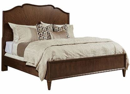Carlisle King Panel Bed 929-316R from the American Drew Vantage Collection